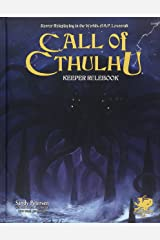 Call of Cthulhu Rpg Keeper Rulebook: Horror Roleplaying in the Worlds of H.p. Lovecraft;Call of Cthulhu Roleplaying Pasta dura