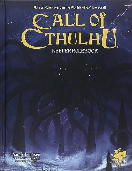 Call of Cthulhu Starter Set: Mike Mason: Amazon com au: Books