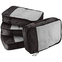 AmazonBasics 4-Piece Packing Cube Set - Medium