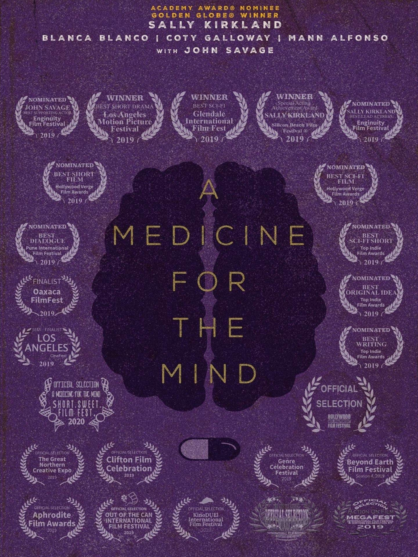 A Medicine for the Mind on Amazon Prime Video UK