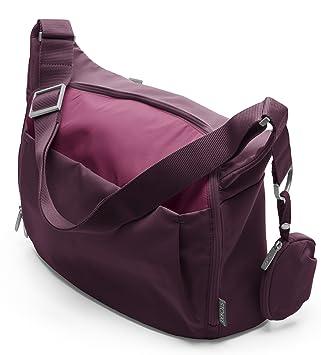 701fa17097c2f Stokke Changing Bag (® Walk Car Purple: Amazon.co.uk: Baby