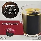 Nescafé Dolce Gusto Américano - 48 capsules (Lot de 3X16)