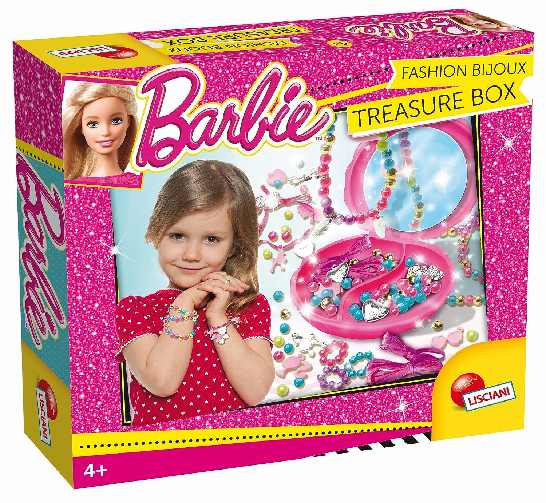 "Barbie 142080cm I'm Creative Fashion"" Bijoux Treasure Box Mini Craft Kit   B01M6DB1SL"