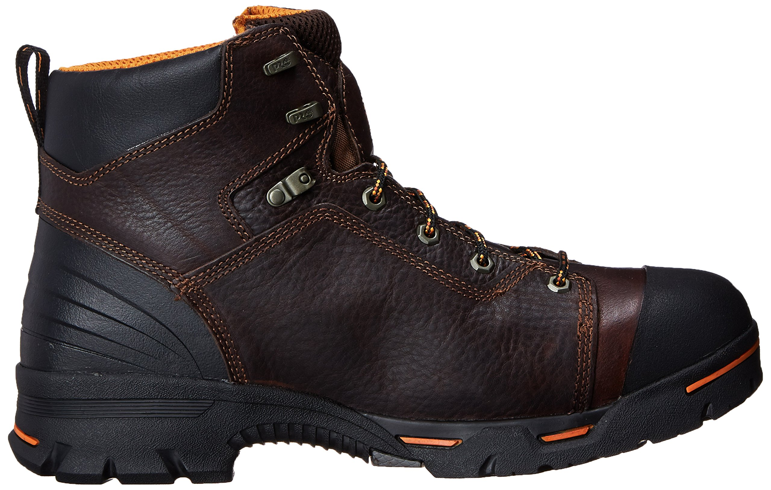 Timberland PRO Men's Endurance 6-Inch Soft Toe BR Work Boot,Briar,9.5 W US by Timberland PRO (Image #7)