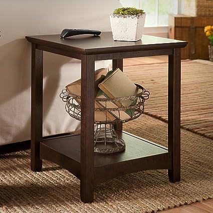 Bush Furniture Buena Vista End Tables