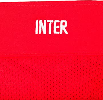2012-13 Inter Milan Away Nike Shorts (Red) - Kids: Amazon.es: Ropa ...