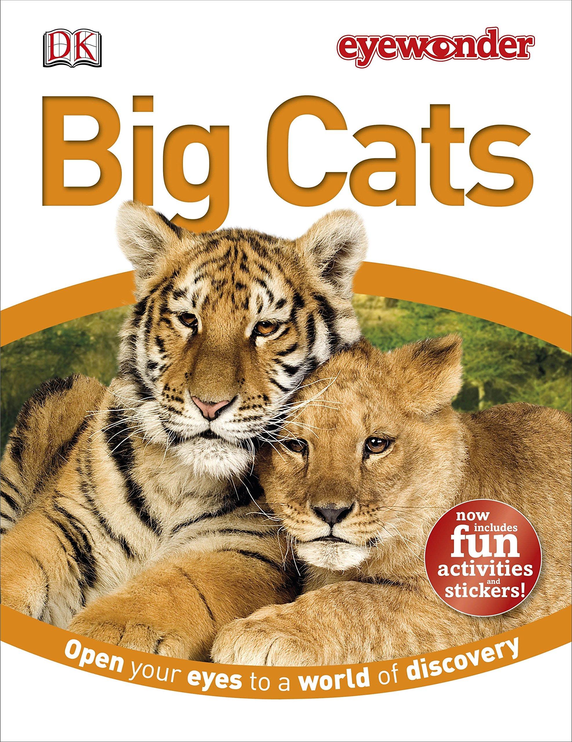 Read Online Big Cats (Eye Wonder) ebook