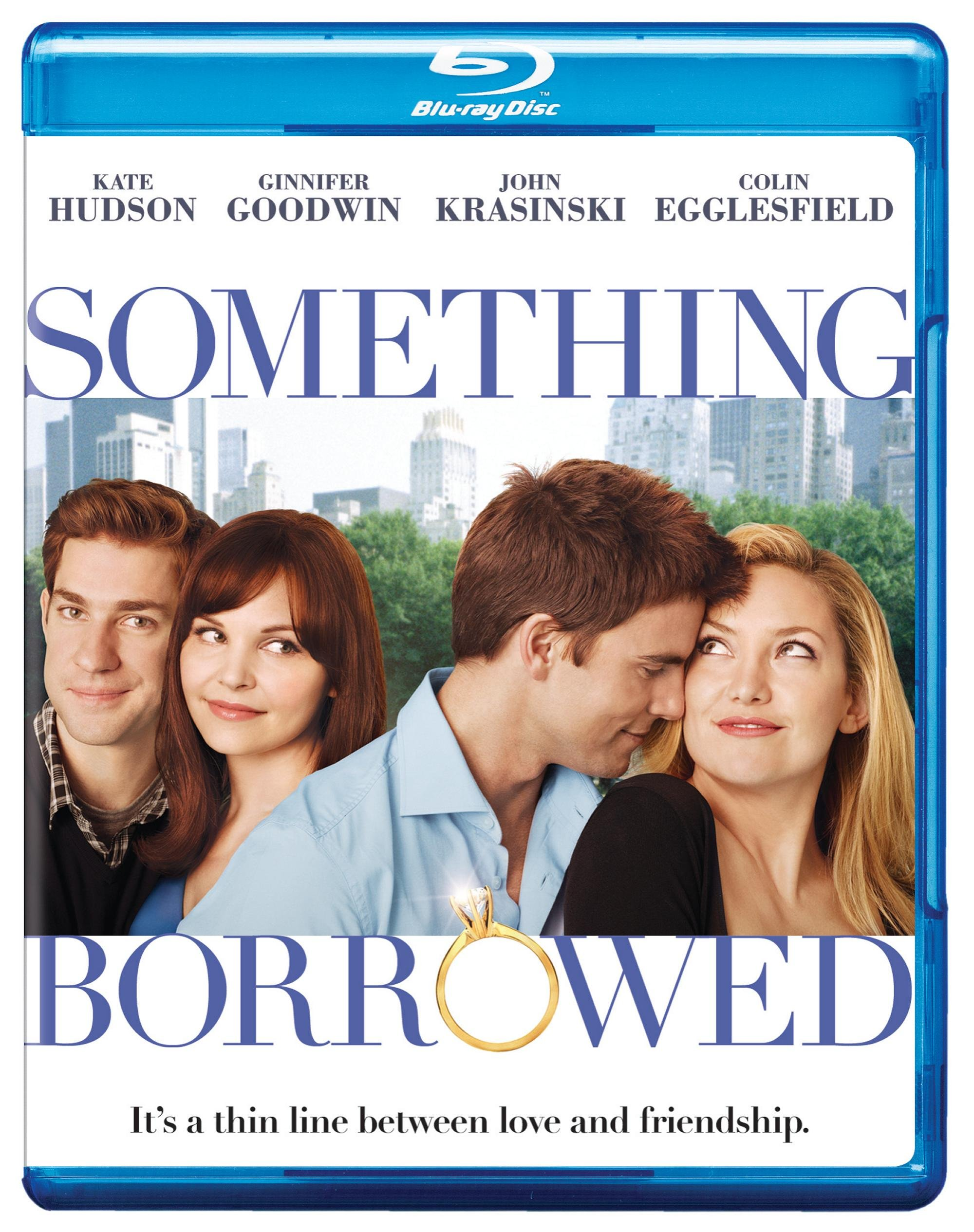 Blu-ray : Something Borrowed (With DVD, Widescreen, Digital Copy, O-Card Packaging, 3 Disc)
