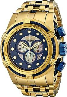 210124be6c9 Amazon.com  Invicta 12741 Reserve Bolt Zeus Gold Swiss Chronograph ...