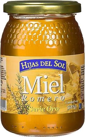 Hijas Del Sol Miel Romero Primavera - 500 gr - [pack de 4]: Amazon.es: Alimentación y bebidas