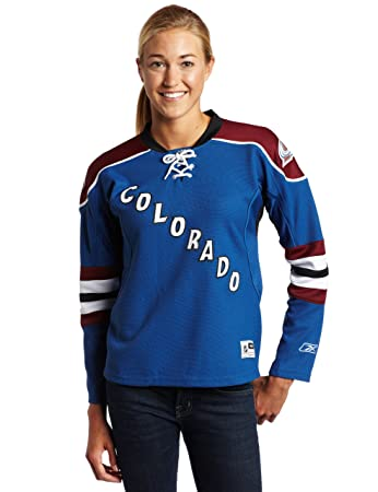 adidas NHL Women s Colorado Avalanche Premier Jersey e9e66c90790