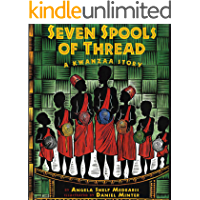 Seven Spools of Thread: A Kwanzaa Story (Albert Whitman Prairie Paperback)