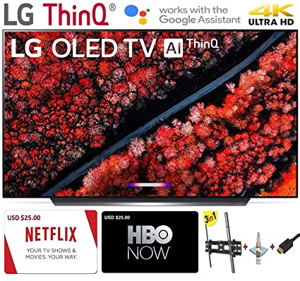 Amazon com: LG Electronics OLED65C9PUA C9 Series 65