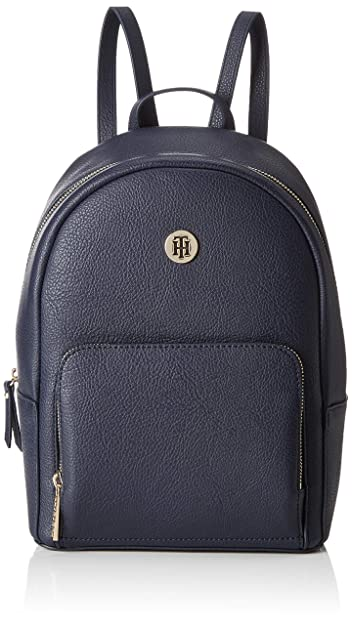 Tommy Hilfiger - Th Core Backpack, Mochilas Mujer, Azul (Corporate), 12x21x27 cm (B x H T): Amazon.es: Zapatos y complementos
