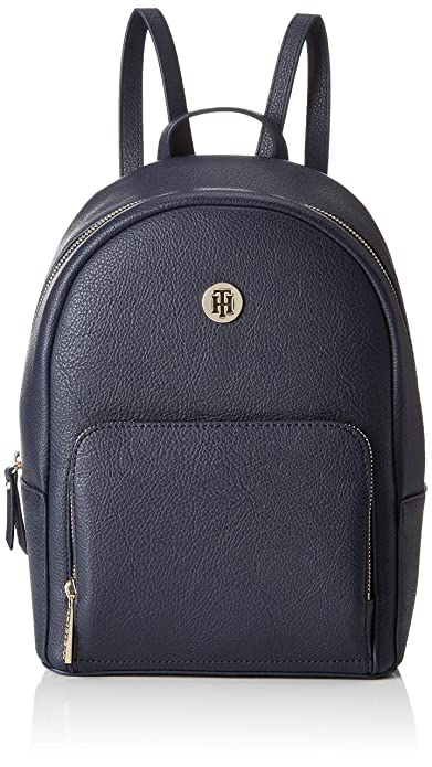 Tommy Hilfiger - Th Core Backpack, Mochilas Mujer, Azul (Corporate), 12x21x27