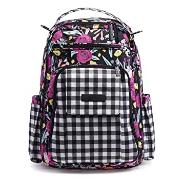 d9523b835922 Amazon.com   Ju-Ju-Be Onyx Collection Be Right Back Backpack Diaper ...