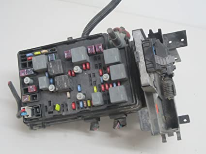 amazon com 05 06 07 08 09 10 chevy cobalt fuse box 15269046 car Ford Contour Fuse Box