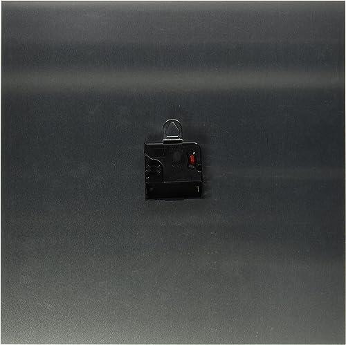 3dRose dpp_10719_2 Polar Bear Close-Up-Wall Clock, 13 by 13-Inch