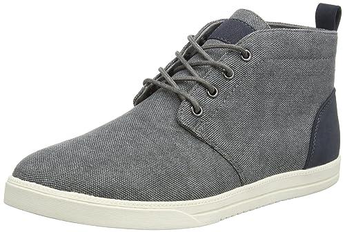 New Look Brendan, Botines para Hombre, Azul (40/Mid Blue), 40.5 EU: Amazon.es: Zapatos y complementos