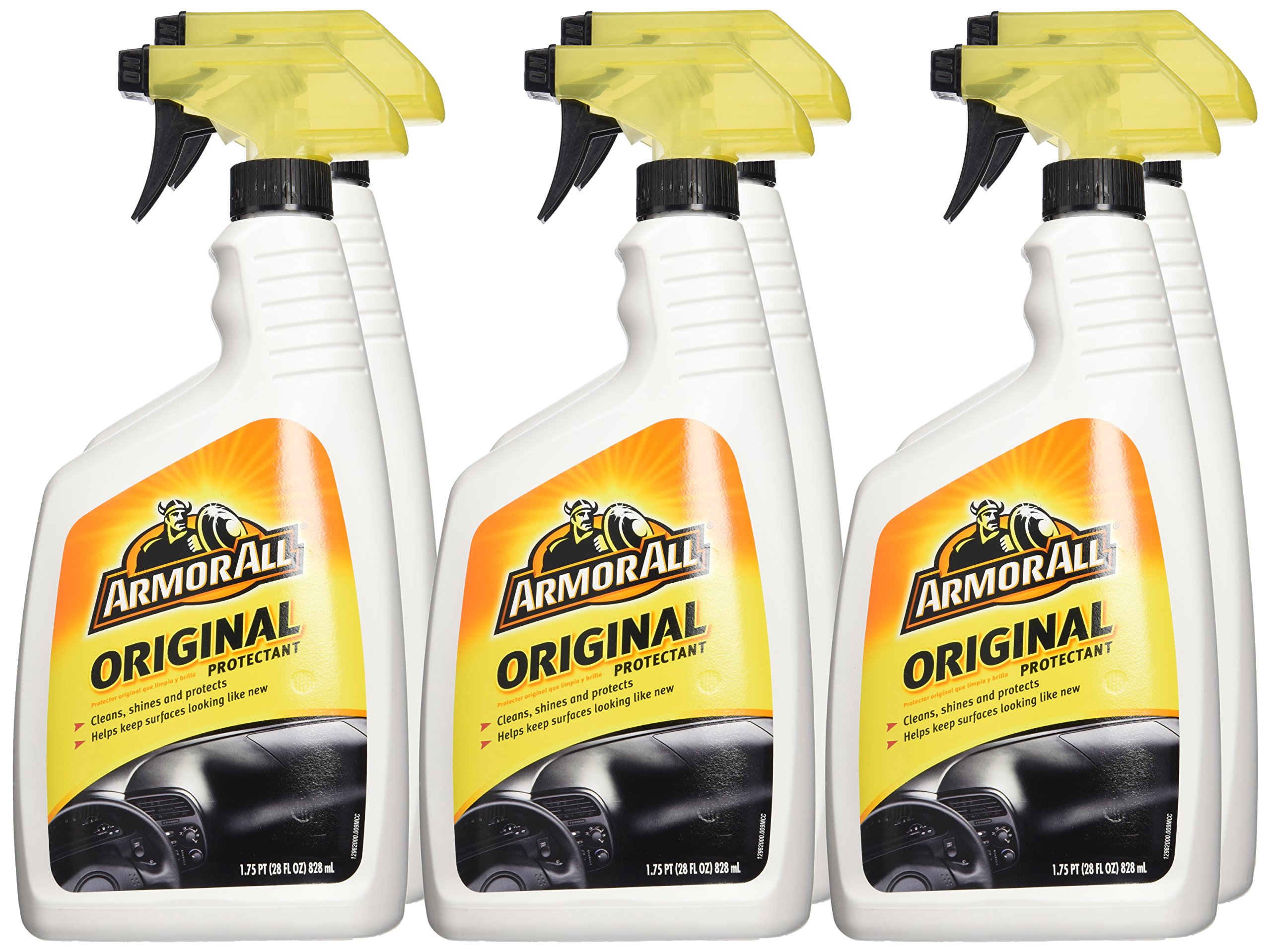 Armor All Original Protectant  (28 fl. oz.) (Case of 6) by Armor All (Image #2)