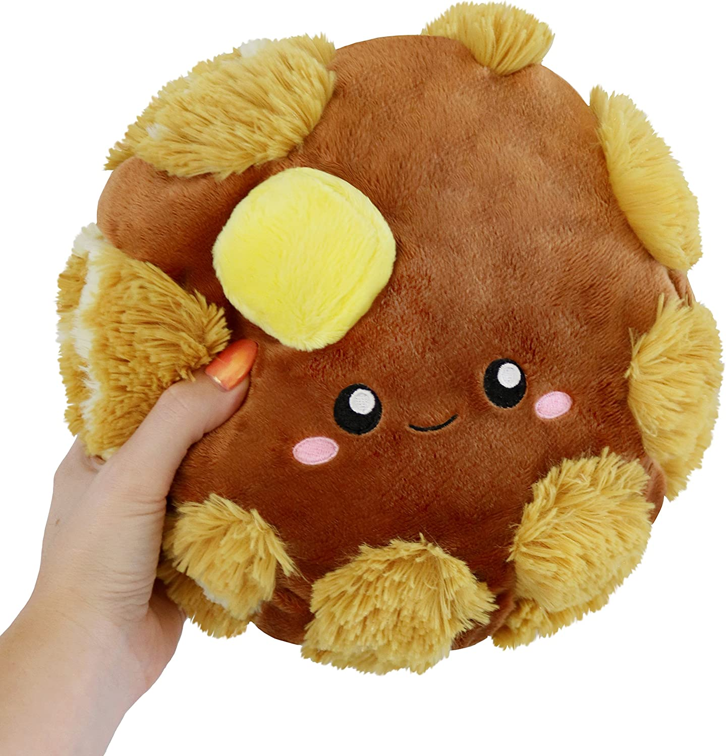 Squishable / Mini Comfort Food Pancakes Plush - 7""