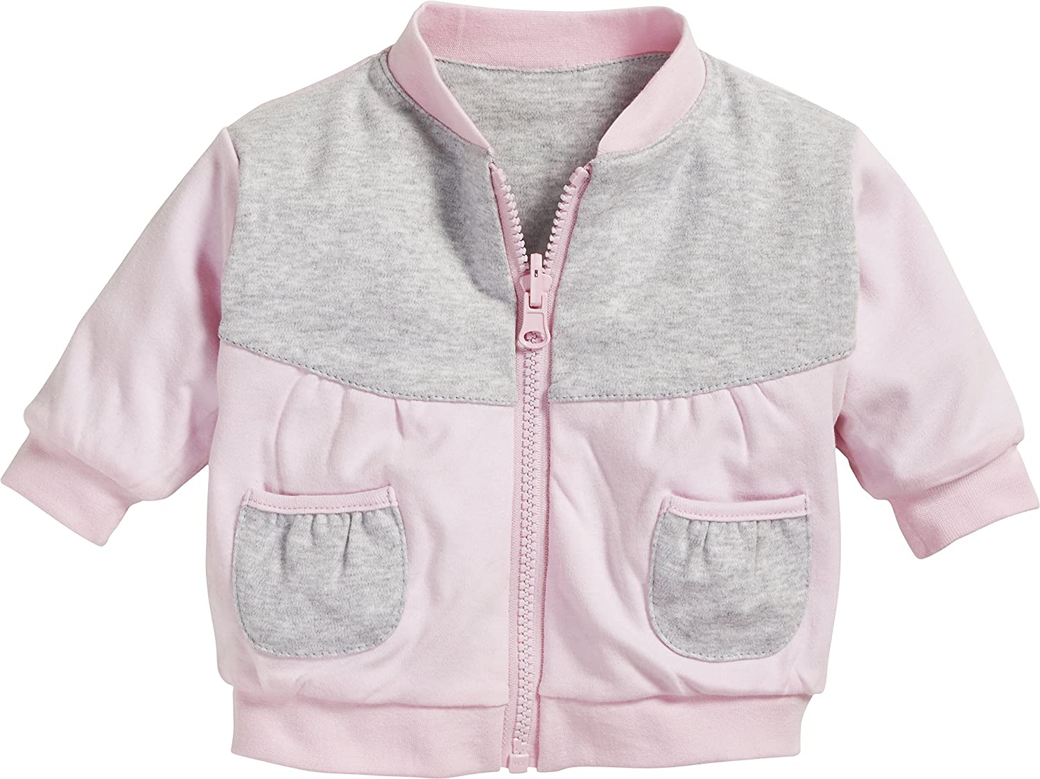 Playshoes Schnizler Baby Girls Reversible Jacket Unicorn