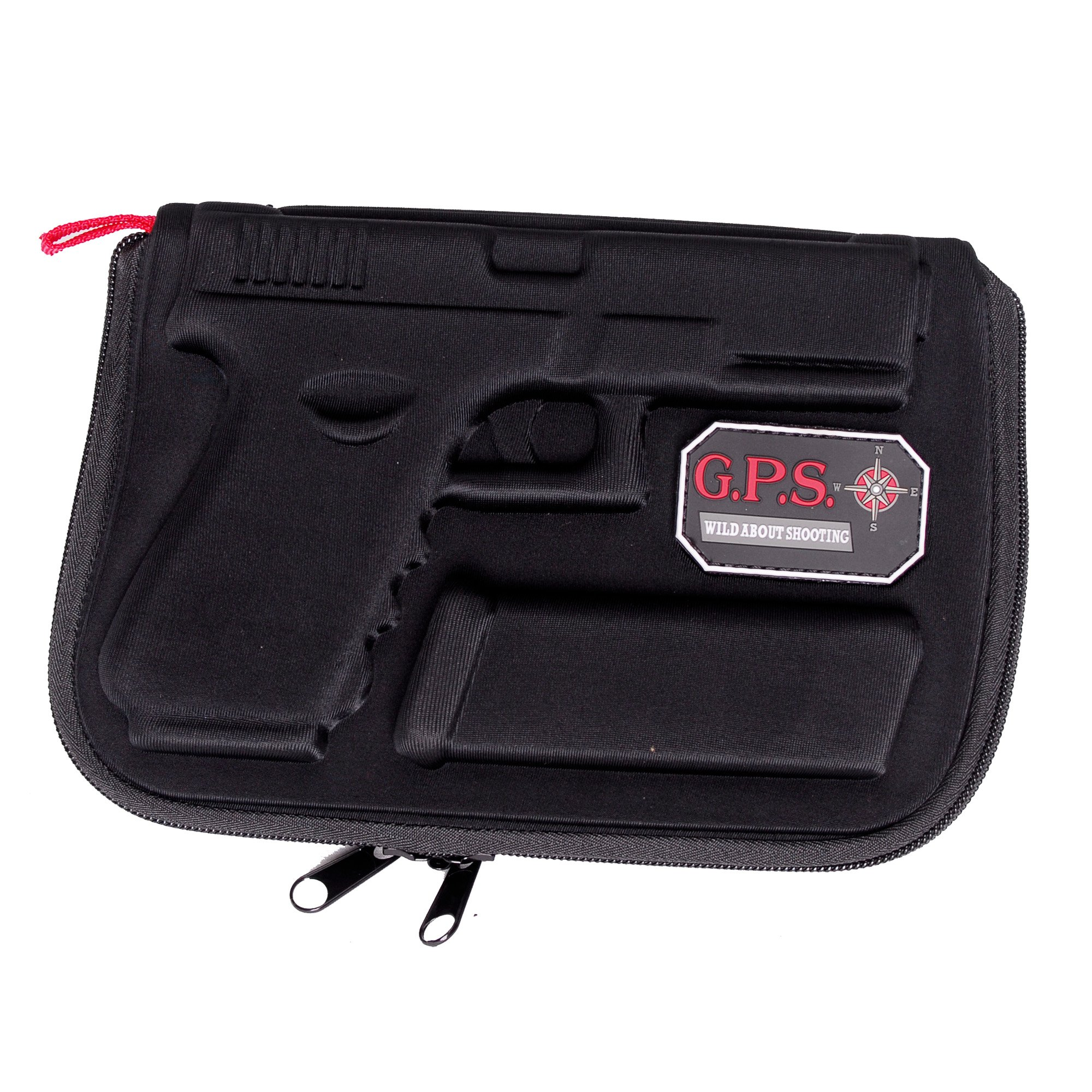 G-Outdoors, Inc. Molded Pistol Case Soft For Glock