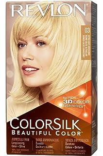 revlon colorsilk coloration des cheveux n 03 ultra light sun blonde 591 ml - Coloration Cheveux Revlon