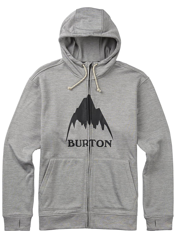 Burton Oak Full Zip Mens Hoodie 2018 162241