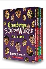 Goosebumps SlappyWorld Box Set: Books 1-5 Paperback