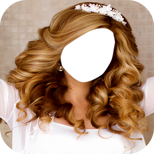 Bridal Hairstyle Photo Suits
