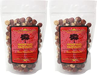 product image for Freddy Guys Hazelnuts, Raw (2 bags, 8 ounces each)