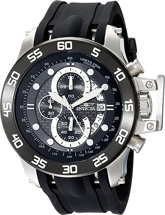 Invicta Men's I-Force 51mm Stainless Steel Chronograph Quartz Watch