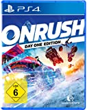 Codemasters Onrush Day One Edition PS4