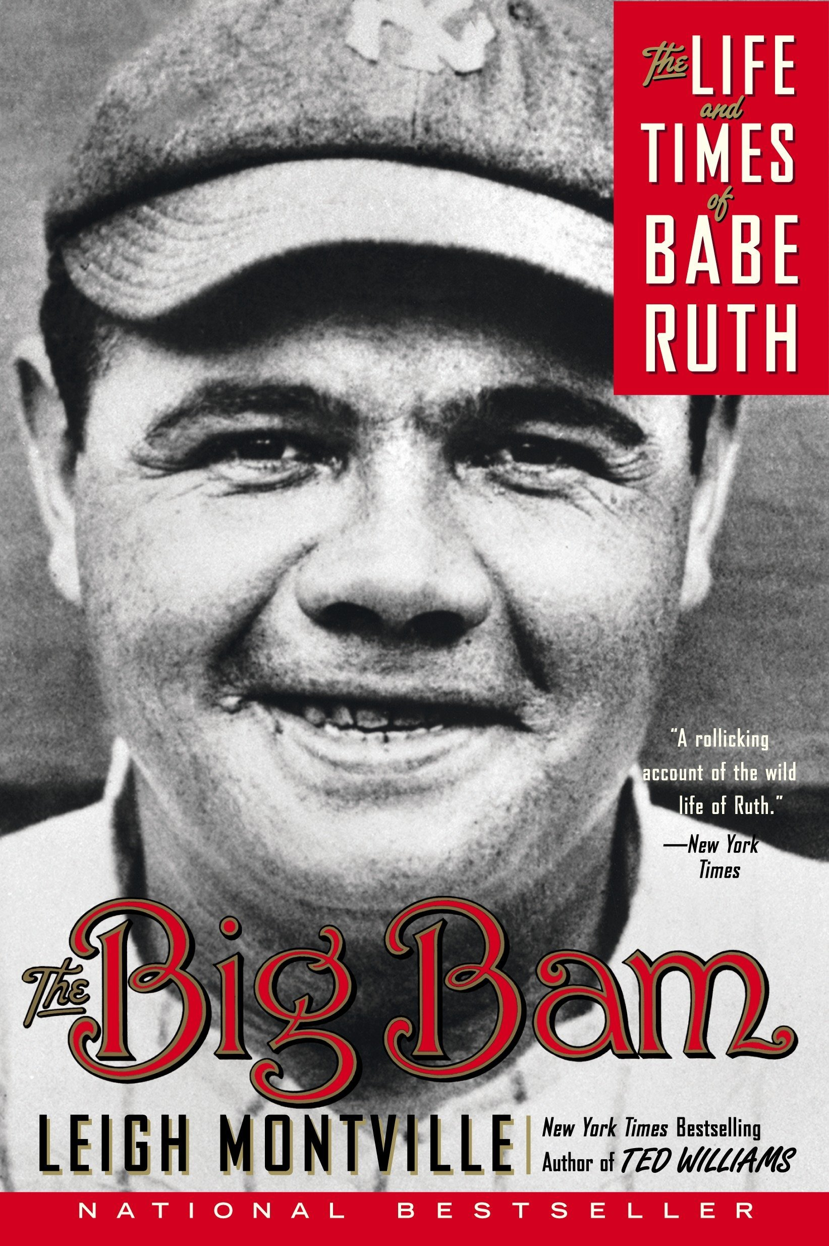 Amazon.it: The Big Bam: The Life and Times of Babe Ruth