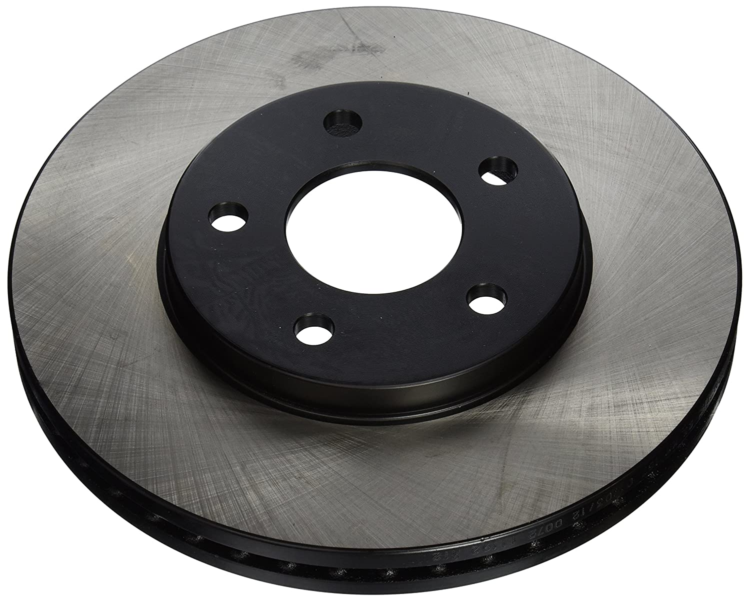 Centric Parts 120.44146 Premium Brake Rotor with E-Coating