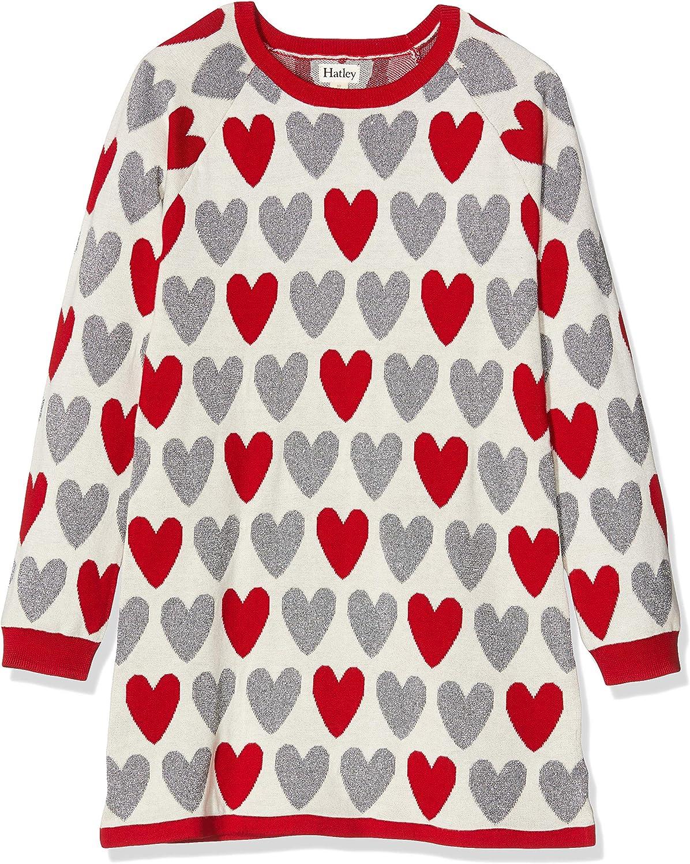 Hatley Sweater Dress Vestito Bambina