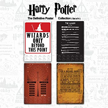 mc sid razz harry potter calendar collection combo pack of 4