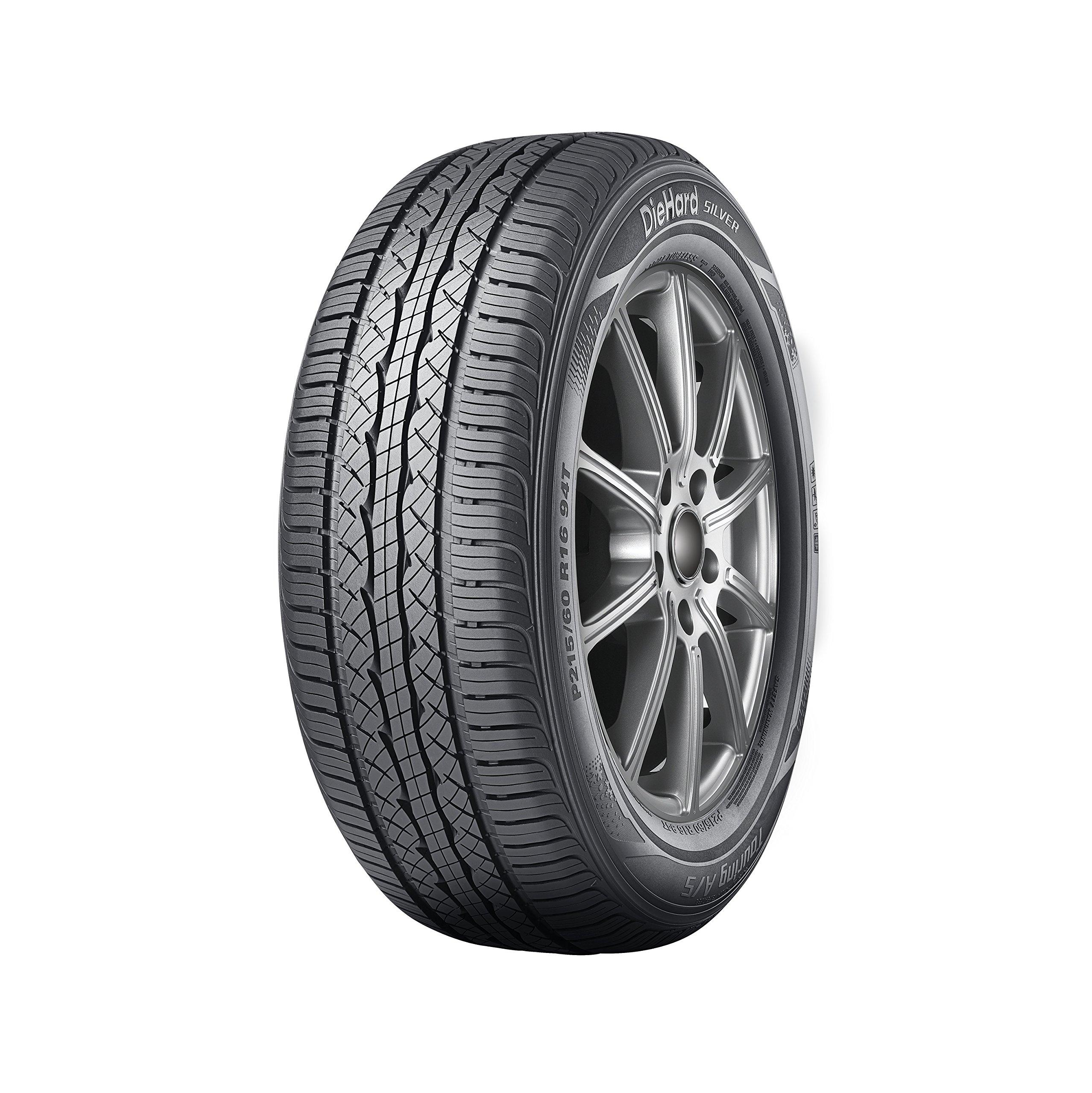 DieHard Silver Touring A/S Radial Tire - P195/60R15 87T
