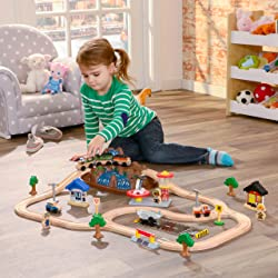 Top 10 Best Train Sets For Toddlers You Can Find in 2020 6