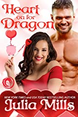 Heart On For Dragon (Dragon Guard Holiday Love Stories Book 3) Kindle Edition
