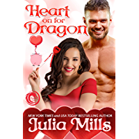 Heart On For Dragon (Dragon Guard Holiday Love Stories Book 3) (English Edition)