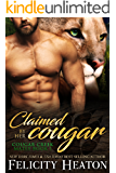 Claimed by her Cougar (Cougar Creek Mates Shifter Romance Series Book 1)