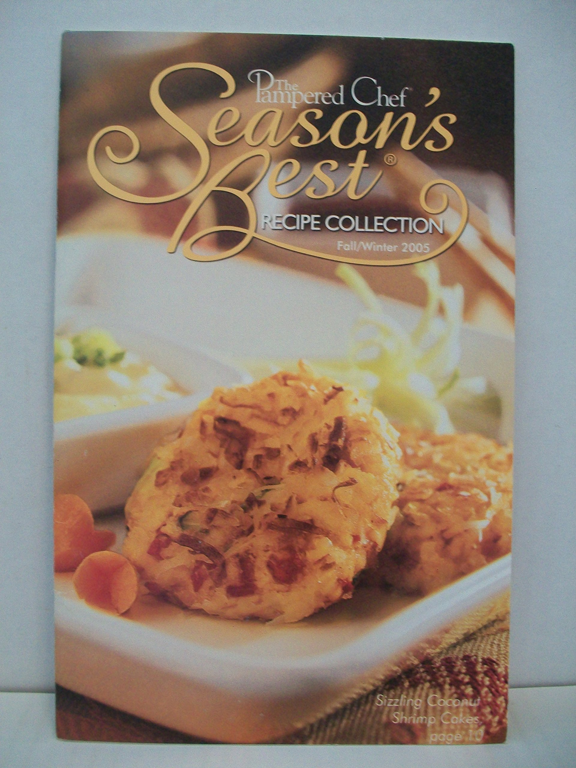 The Pampered Chef Season's Best Recipe Collection (Fall/Winter 2005) pdf