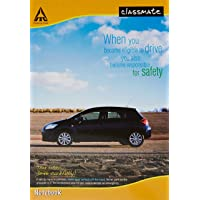 Classmate Long Notebook - A4, Soft Cover, 140 Pages, Unruled - Pack of 6