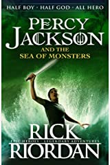 Percy Jackson and the Sea of Monsters (Book 2) (Percy Jackson And The Olympians) Kindle Edition