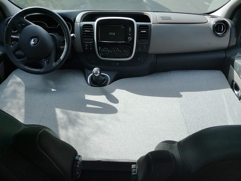 kfoam.es Colchón Plegable Cama Delantera Camper para Renault ...