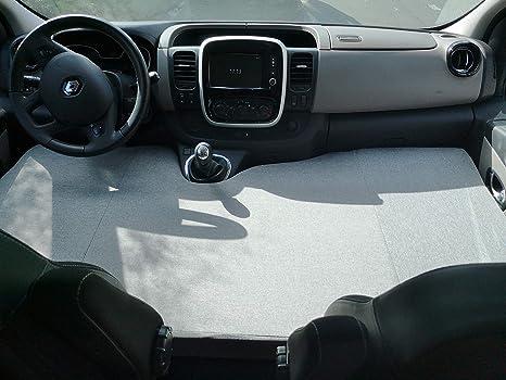 kfoam.es Colchón Plegable Cama Delantera Camper para Renault Trafic