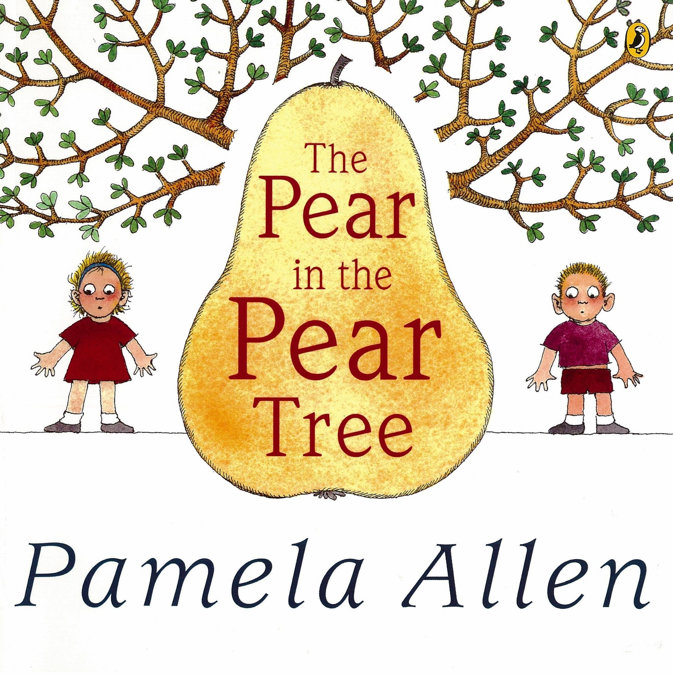 The pear in the pear tree picture puffin pamela allen the pear in the pear tree picture puffin pamela allen 9780140564976 amazon books kristyandbryce Images