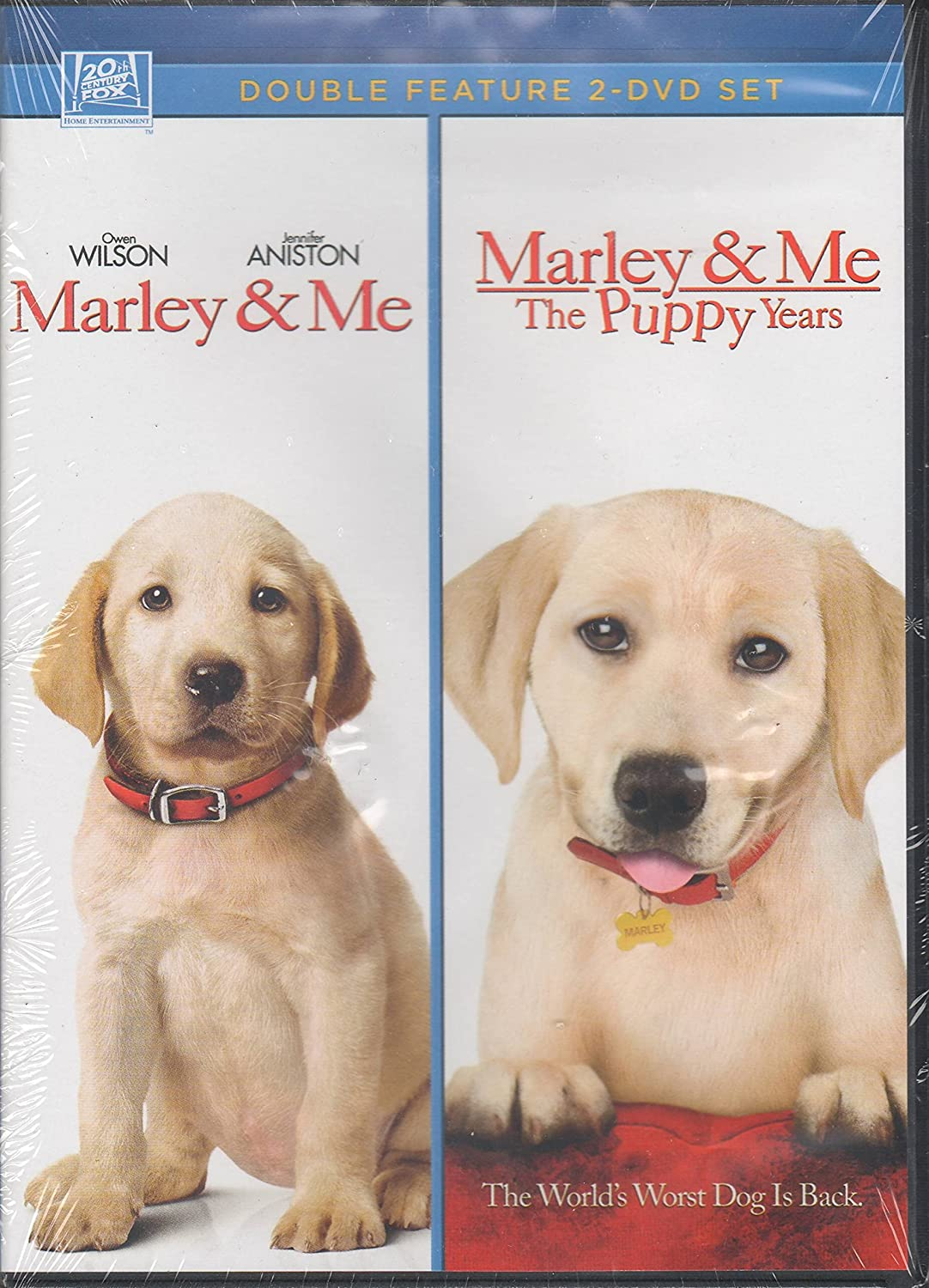 Amazon Com Marley Me Marley Me The Puppy Years Double Feature Movies Tv